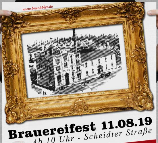 Bruch Brauereifest, Bierfest in Saarbrücken