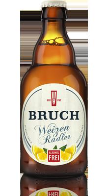 Weizen Radler alkoholfrei